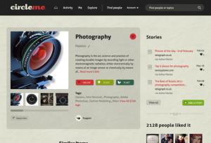 CircleMe- New Social Media